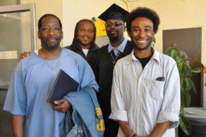 Allen Webb, Terrell Allen, Alfonza Merritt  and Nathaniel Moore