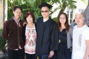 Sung Lam, Denh Y., John Lam, My and Tom Lam