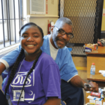 Get On The Bus, Lakayla Nettles and Malcolm Nettles at San Quentin - July 2017