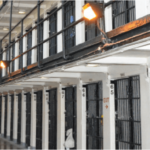June San Quentin West Block housing unit