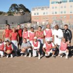 El equipo de los Veteranos de San Quentin