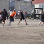 D. Zyad Nickolson rushing The Chosen quarterback