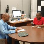 SQN Associate Editor Kevin Sawyer interviews Spearman in the SQ Media Center