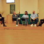 "Susan Olesek, Jason Griffin, Ronell ""Rauch"" Draper, Dustin M. Baldwin and Dr. Gabor Maté"