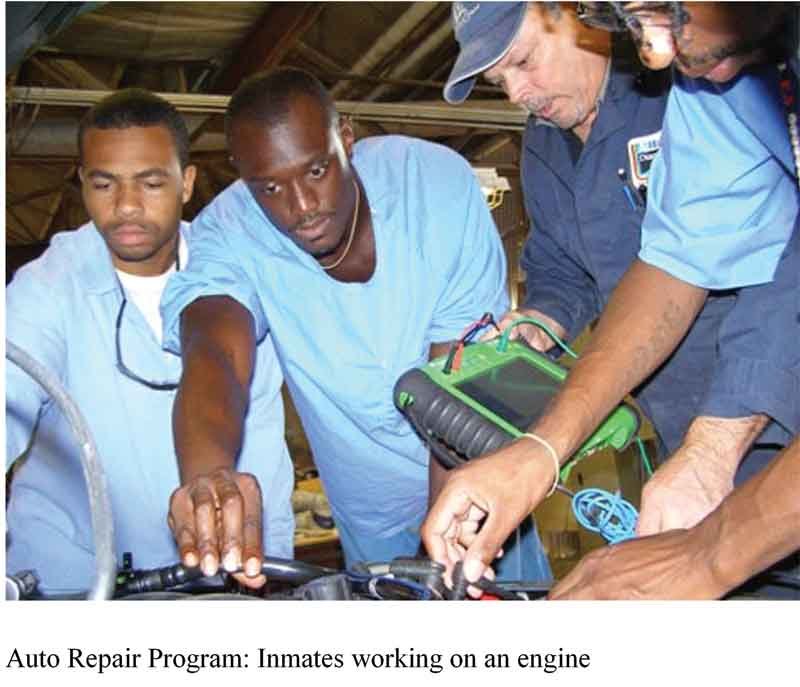 lack of prisons rehabilitation programs Although not all inmates participate in rehabilitation programs, some rehabilitation programs include educational, spiritual, work and transitional programs individuals living in prisons are there to have certain freedoms of life restricted after being convicted of criminal activity.