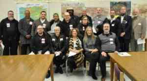 Prisoners Close to Parole Meeting Employers
