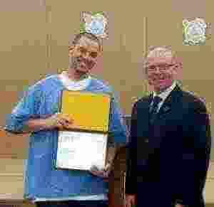 Trade Program Assists Graduates for Re-entry