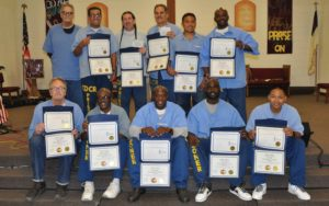 Brothers' Keepers Graduates Fourteen Peer Counselors