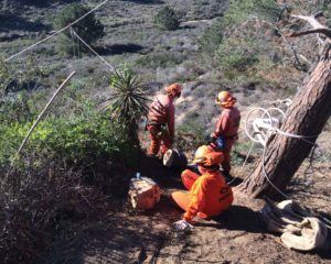 CDCR to Expand Inmate Firefighting Program