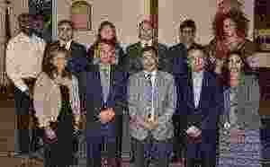 Delegation From Nepal Courts Look at San Quentin in Search of Restorative Justice