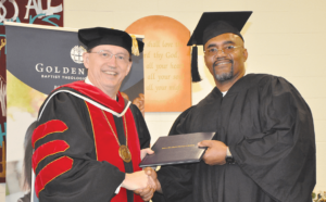 15 Men Cited for Ministry Skills At 4th Annual Theological Graduation