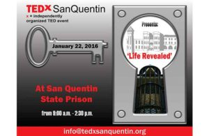 TEDx Is Coming to San Quentin