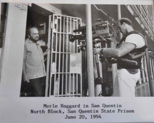Merle Haggard: San Quentin Parolee, Music Icon