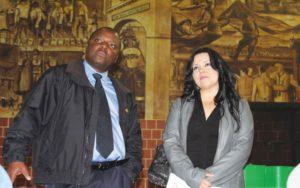 CDCR's New Press Secretary Visits SQ