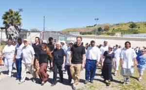 Amala Walk Unites Prisoners for Peace Summit