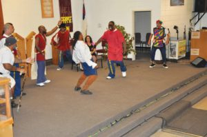Shakespeare Play a Hit with Prison Audience