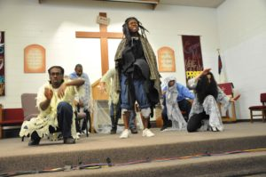 San Quentin Inmates Perform The Tempest