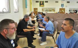 Potential Employers Interview Inmates for Brighter Futures