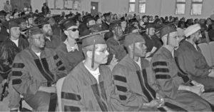 Seventy-four Graduate
