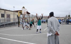 San Quentin Warriors Start Season Opener With a Lose