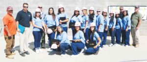 Women Build Their Future Careers With Technical Education Programs