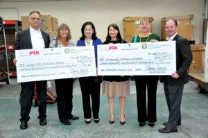 Labcon's Joint Venture Industry Gives Donation