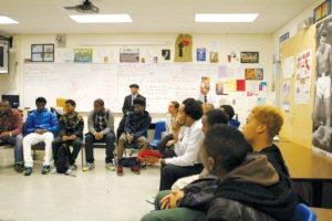 Washington Aids Oakland School Programs