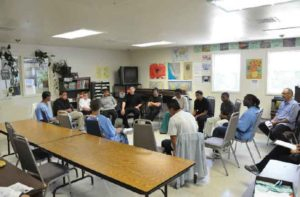 SQUIRES Program Mentors Youth to Make Positive Change