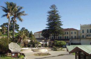Garden Chapel San Quentin