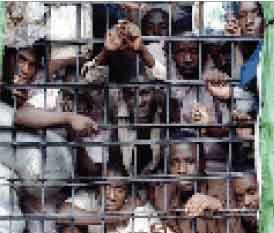 Gitarama Prison, Kigali, Rwanda, Africa