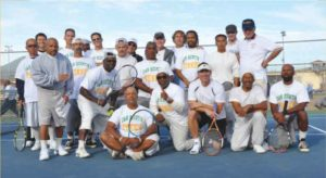 Tennis Team Shares its Inspiration