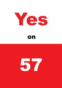 Proposition 57 passed … what now?