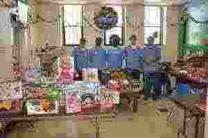 Christmas comes early with VGSQ's Toys for Tots