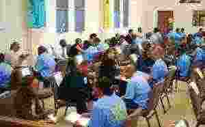 Inmates preview job opportunities thanks to an Employment Readiness Seminar