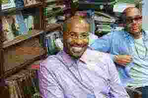 Flood of SQ media attention draws back Van Jones