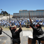 Day of Peace Event in San Quentin 2017