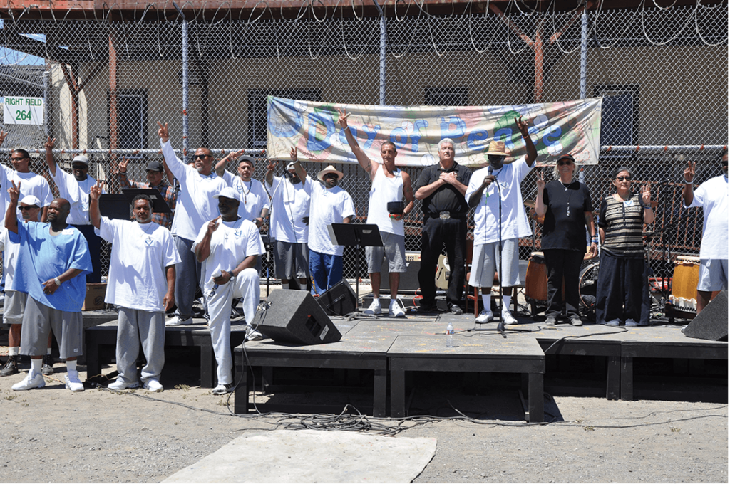Day of Peace Event at San Quentin 2017