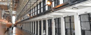 June San Quentin West Block housing unit