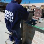 Vocational-inmate-at-SCC-working-on-brick-wall