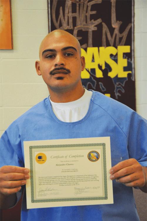 Graduado Alejandro Chavez