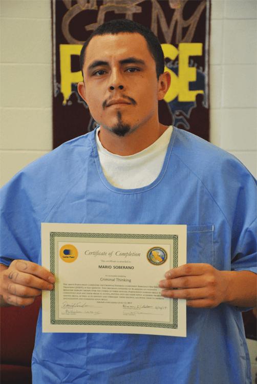 Graduado Mario Soberano