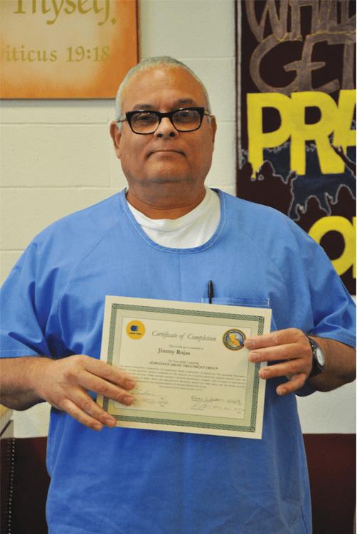 Graduado Jimmy Rojas
