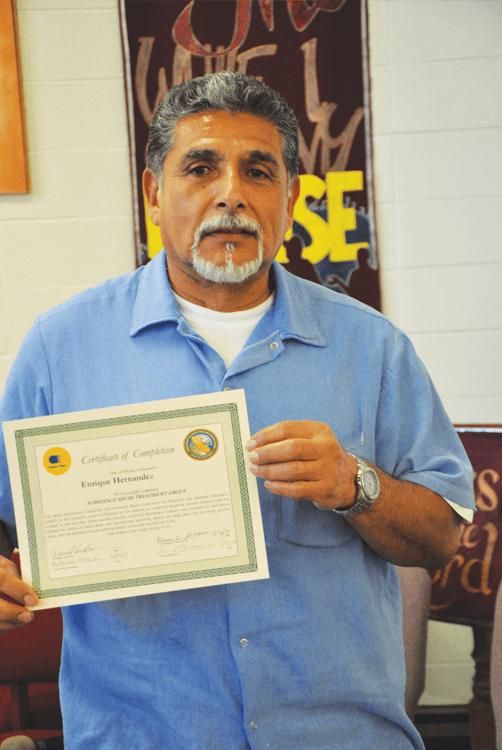 Graduado Enrique Hernandez