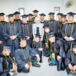 Graduates of the Sullivan Correctional Facility