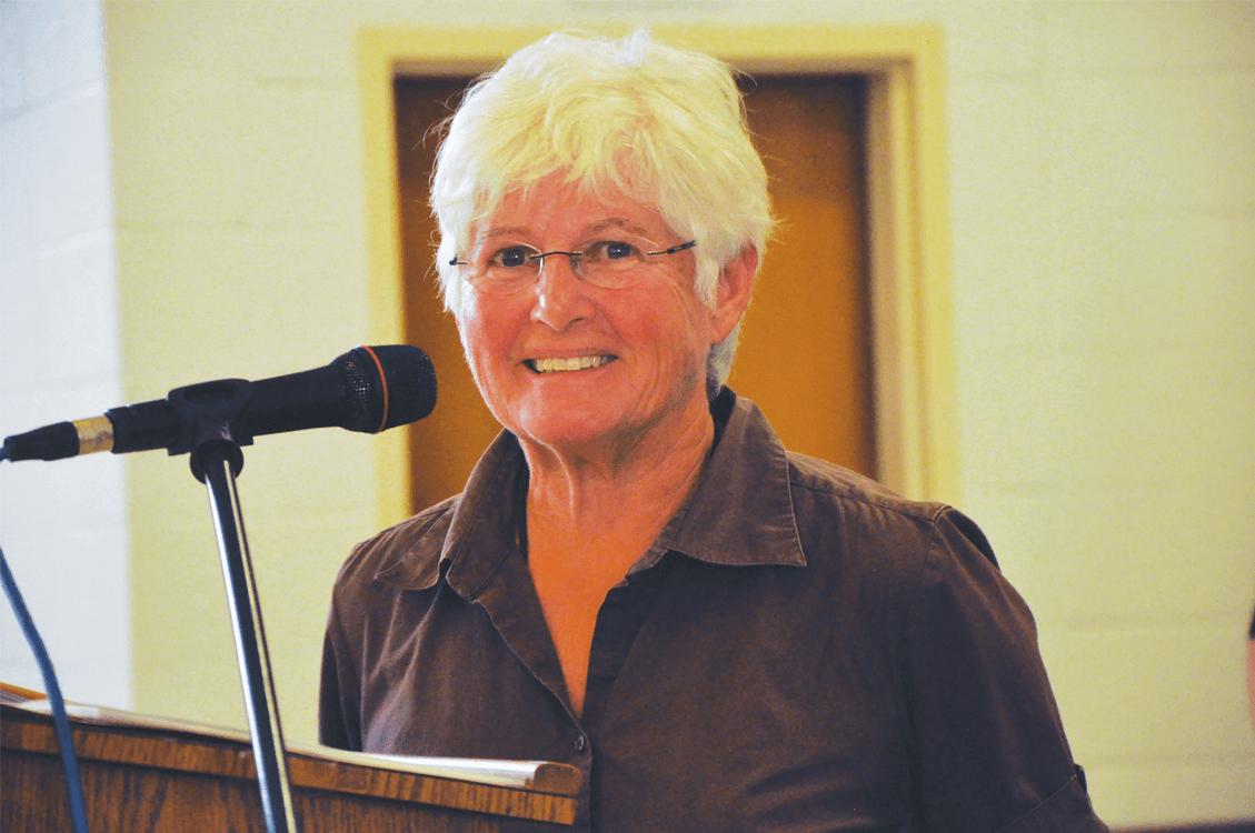 Dr. Sharon Flemming