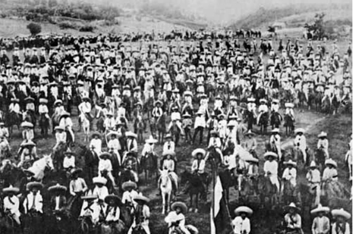 El pueblo unido por la libertad y el derecho a su tierra