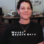 Words Beyond Bars Executive Director Karen Lausaprison