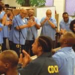 Annual Protestant revival brings prisoners together