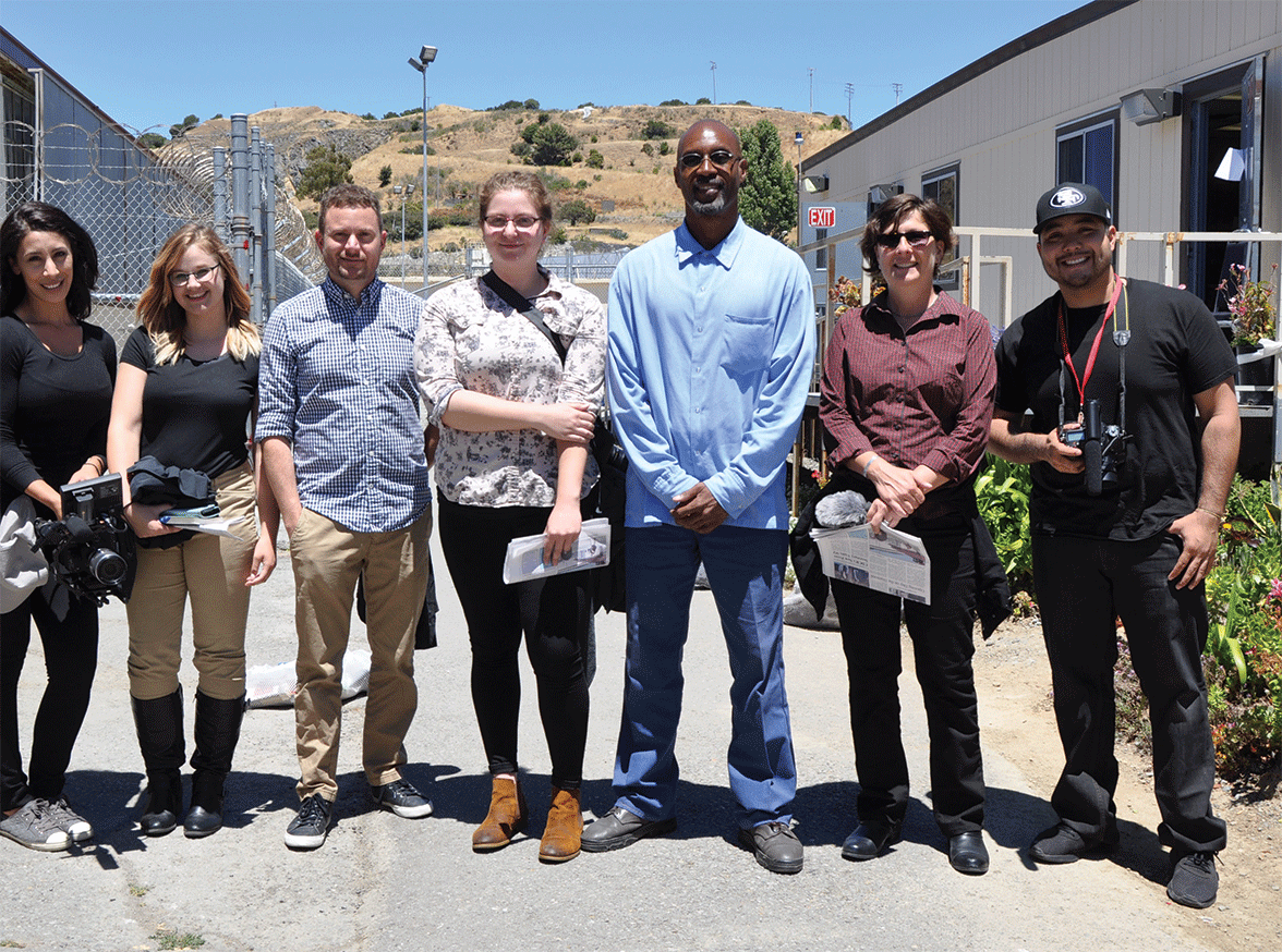 Cal State East Bay, The Pioneer student reporters and staff, Christina Galanakis, Kali Persall, Gary Moskowitz, Marina Swanson, SQ News, Kevin Sawyer, Dr. Katherine Bell, Tam Duong, Jr.