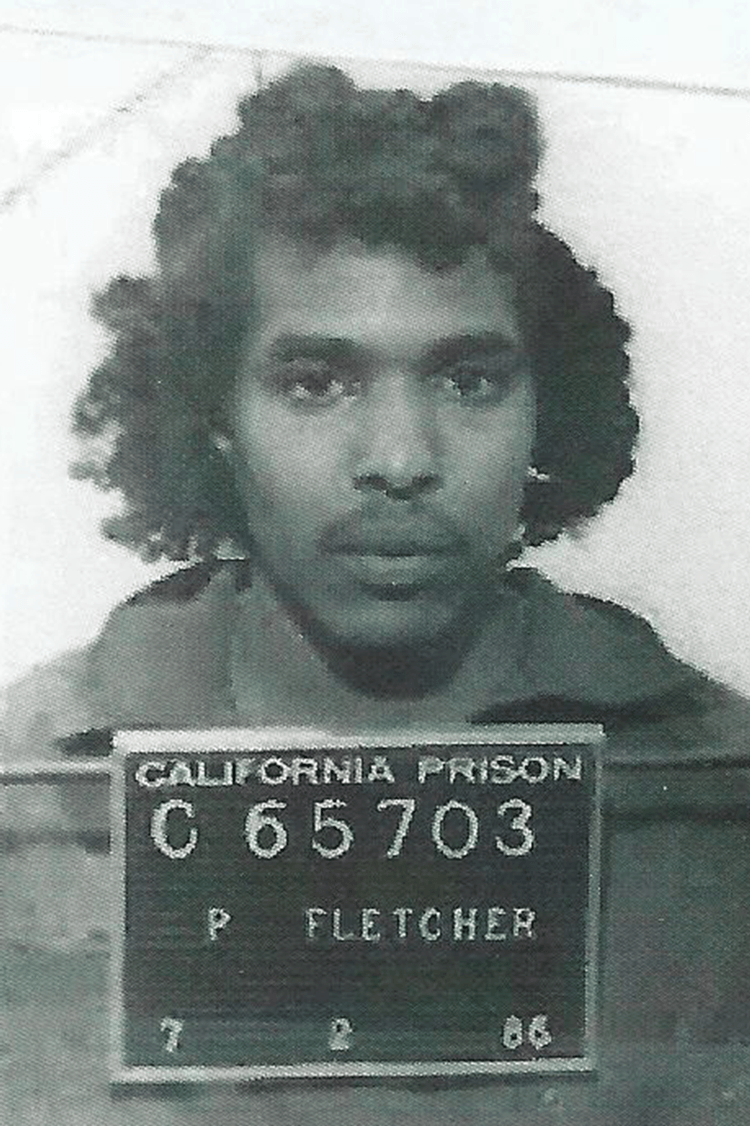 Patrick Fletcher's 1986 CDC Booking photo